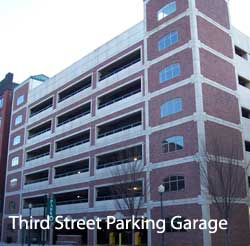 Third Street Parking Garage